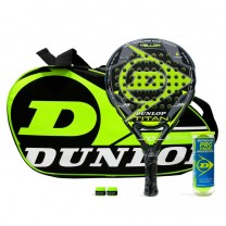 Pack Dunlop Titan Yellow + Paletero Tour Intro