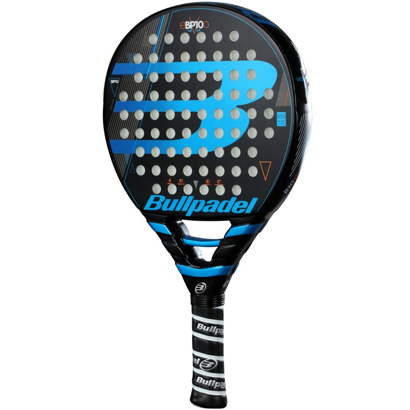 Pala Bullpadel BP-10 Evo 2018