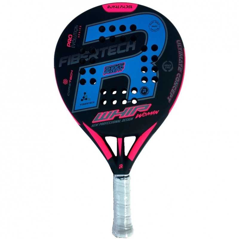 Pala de pádel Royal Padel RP 790 Whip Woman
