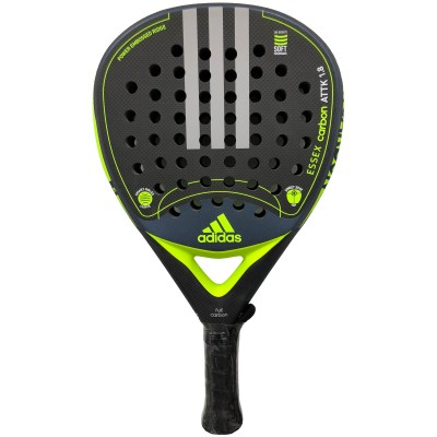 Pala Adidas Essex Carbon Attack 1.8 Lime Rugosa