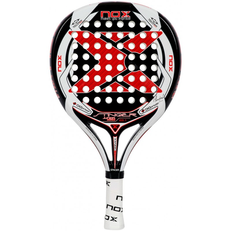 Pala de pádel Nox Stinger Junior 2.1