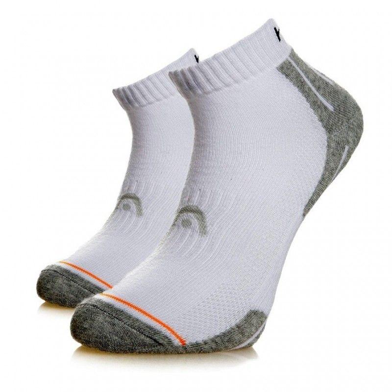 Pack 2 pares de calcetines Head Performance Quarter