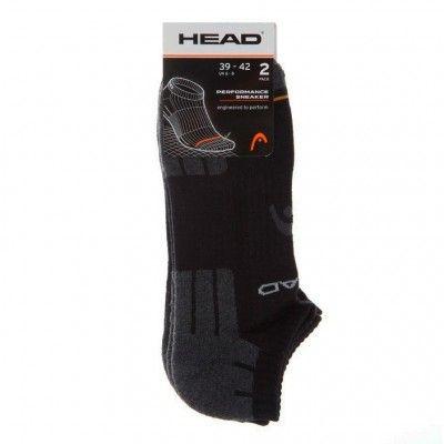 Pack de 2 pares de calcetines Head Performance Sneaker