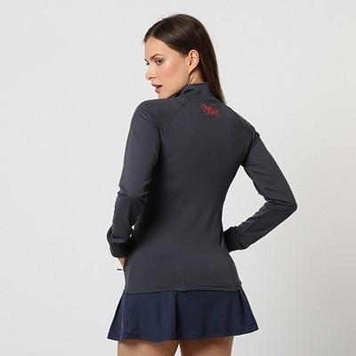 Chaqueta Drop Shot Passion Antracita