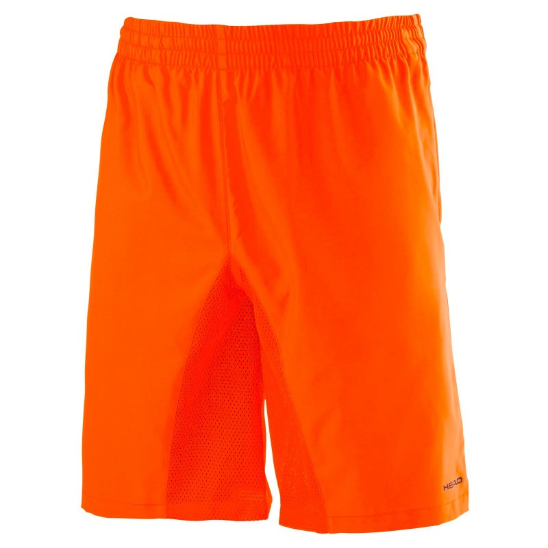 Pantalón corto Head Club Short Men Naranja