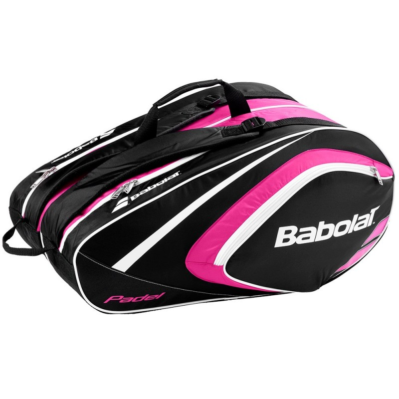 Paletero Babolat Racket Holder Club Rosa