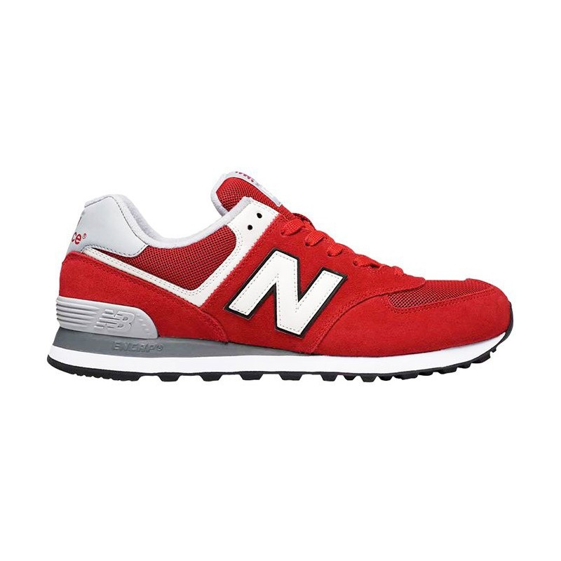 Zapatillas New Balance ML574VAA Rojo