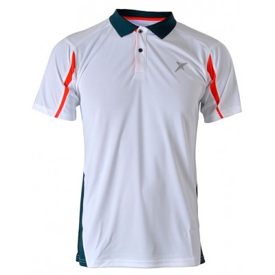 Polo Drop Shot Daren Blanco