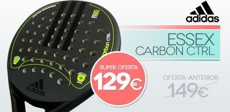 Promo de Navidad - Essex Essex Carbon Control Black LTD Rough por sólo 129€