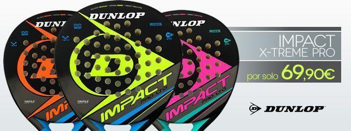 Dunlop Impact X-treme Pro