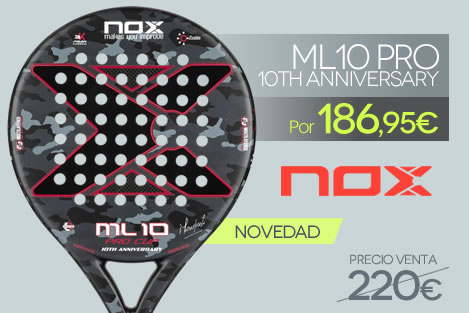 Pala Nox ML10 Pro Cup 10TH Anniversary