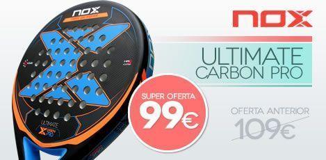 Promo de Navidad - Nox Ultimated Carbon Pro por sólo 99€