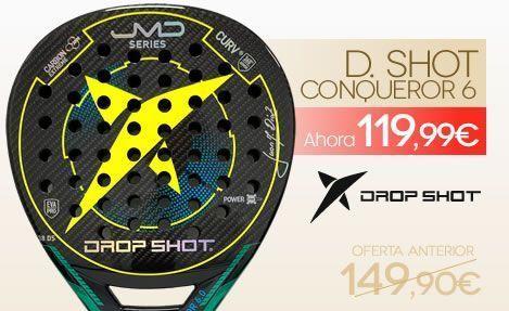Rebajas Drop Shot Conqueror 6.0