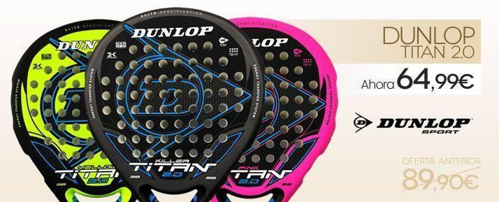 Rebajas Dunlop Titan 2
