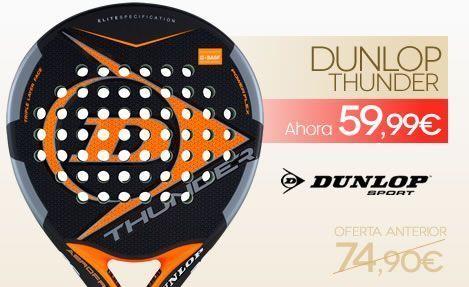 Rebajas Dunlop Thunder