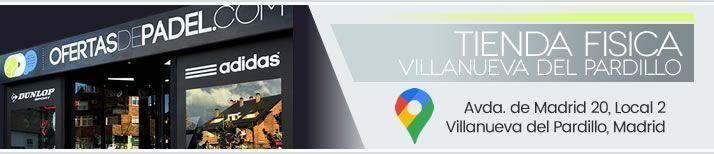 tienda Ofertasdepadel.com en Villanueva del Pardillo