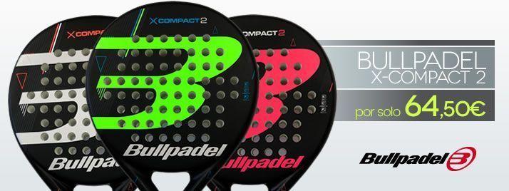 Bullpadel X-Compact 2